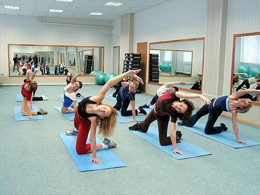 Заняття шейпінгом для схуднення повинні здійснюватися в спеціалізованих залах