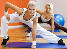 Вправи шейпінгу найбільш ефективні для схуднення