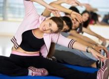 Шейпінг вправи сприяють отриманню заряду бадьорості
