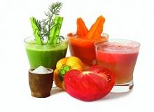 Користь натуральних соків для схуднення