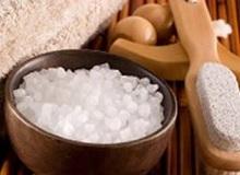Особливості застосування солі для схуднення
