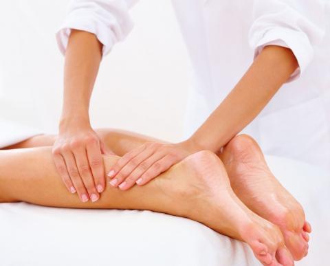 Техніка спортивного масажу