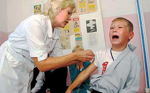 дитяча щеплення від кору