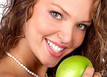 Яблучна дієта - 2 місце в списку найбільш ефективних дієт