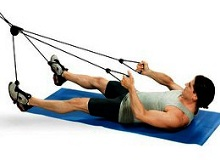Ефективні вправи на тренажері Схудни