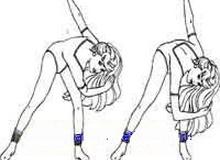 Вправа бодіфлекса, яке формує талію