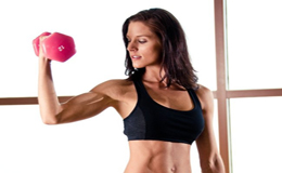 Популярний комплекс вправ для м'язів для жінок