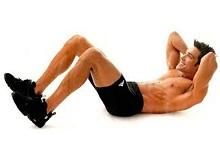Ефективні вправи для схуднення живота для чоловіків