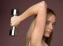 Вправи для схуднення рук жінкам: особливості виконання