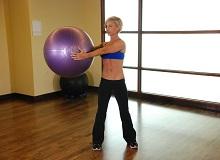 Ефективні вправи для схуднення талії