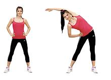 Найефективніші вправи для талії