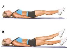 Ефективні вправи для внутрішньої поверхні стегна