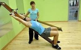 Вправи Євмінова - методика лікування хребта