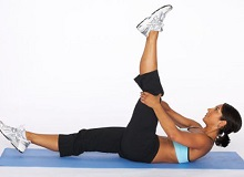 Найефективніші вправи для схуднення від Дар'ї Лисичкин