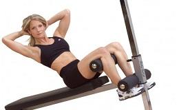 Ефективні вправи для схуднення на тренажерах