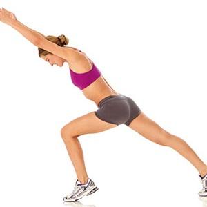 Вправи від целюліту збільшують розтяжку і борються з жировими відкладеннями