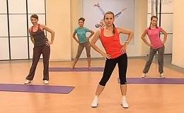 Експрес-схуднення Марини Корпан: комплекс вправ