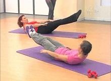 Експрес-схуднення з Мариною Корпан: комплекс вправ
