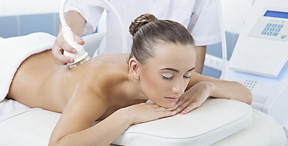 Вакуумно роликовий масаж