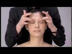 Відео-урок - як робити японський масаж обличчя асахі