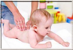 Відео-урок: масаж 3 місячній дитині