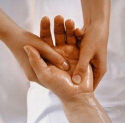 Відео-урок: масаж рук