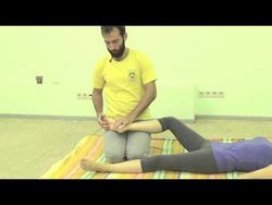 Відео-урок: тайський масаж