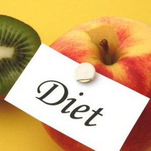 Раціон вітамінної дієти