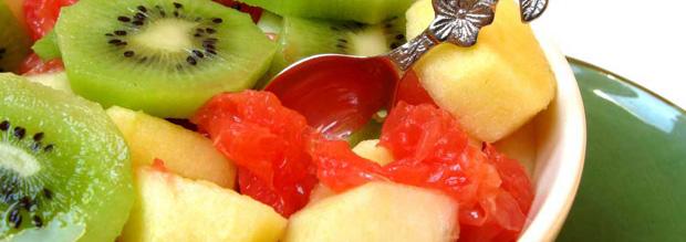 Вітамін Е у фруктах