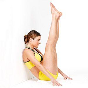 Вправи для домашньої зарядки для схуднення